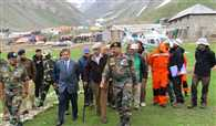 First batch of Baba Amarnath Yatra depart