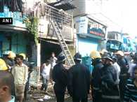 Andheri West medical store fire: Eight people killed