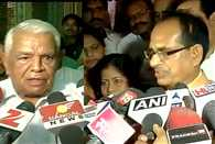 Babulal Gaur resigns from the post of Madhya Pradesh Home Minister