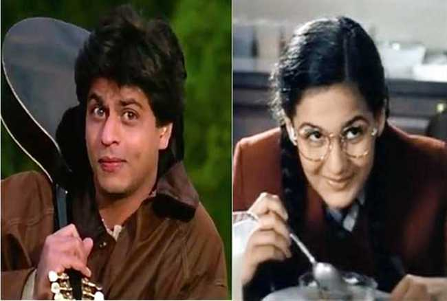 Look DDLJ Chutki Then and now