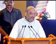 BJP President Amit Shah at Intellectuals meet in Noida