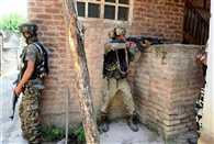 four killed in encounter in pulwama