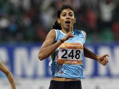 Akunji misses making place in 400m hurdle final