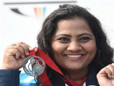 Anisa now aim for Gold in world championships