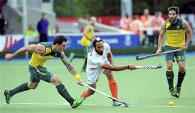 India go down fighting 2-4 against Australia in CWG Hockey