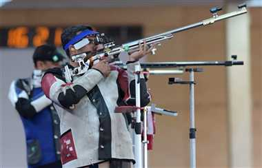 Indian shooters win 5 more medals on concluding day of event