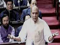 Terrorists attacked Gurdaspur came from Pak via Ravi river, says Rajnath