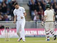 Anderson takes six to wrap up Australia on 136 in third Ashes test