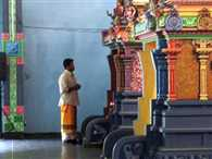 When Temple worship by Hindus and began to pray