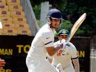 Cameron hits century against india a
