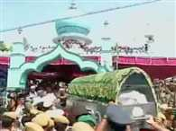 APJ Abdul Kalam begins his final journey from his Rameswaram home