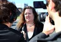 Australia's richest woman will donate half of the property