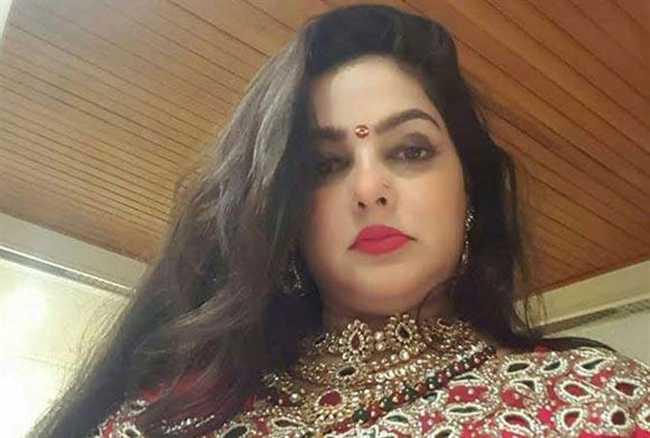 Bank accounts of Mamta Kulkarni are freezed