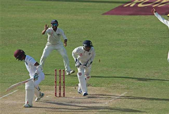 West Indies vs India second test LIVE