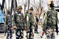 Hizbul warns JK police to leave your jobs