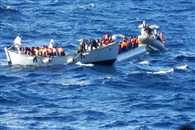 Italy rescues 4,000 migrants at sea