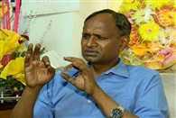 BJP MP Udit Raj said Hindu religion in danger because of its protectors