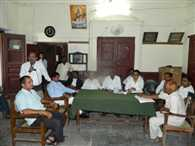 advocates express annoyed over irregularties
