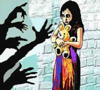 rape with two minors in uttar pradesh