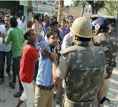 communal violence in bulandshahar