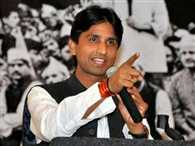 BJP tried to make me Delhi Chief Minister: Kumar Vishwas
