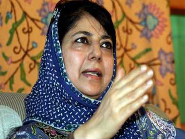 India, Pak must act in mature way on ceasefire violations says mehbooba mufti