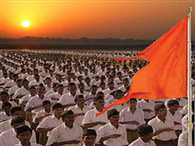 Sangh saw the danger of Islamization of India