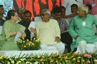 Swabhimaan Rally : A big voice against NaMo in Bihar