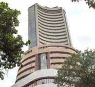Sensex rises 33.40 pts to end at 26,630.51