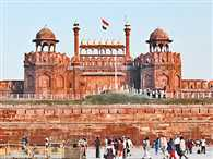 shahjahan's mehtab garden will search at redfort in delhi