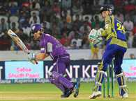 Tridents and Knights to face in a no importance match