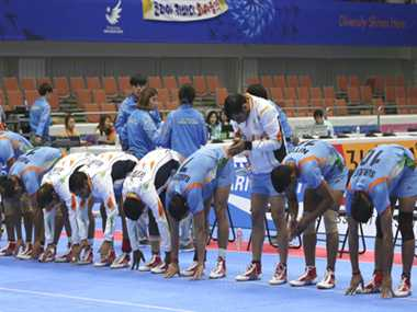 India defeat Pakistan in Asian Games Kabaddi