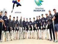 South Korean cricket team in Asian Games 2014