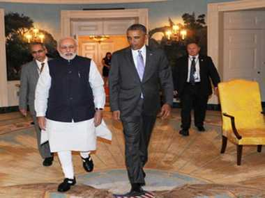 Modi, Obama write first joint editorial