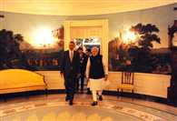 all eyes on outcome of modi-obama meet, hopes some pact will be singed