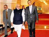 'Chalein Saath Saath': Modi, Obama write first joint editorial