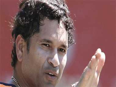 Identify talent at young age, says Sachin