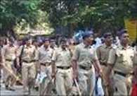 Tight security in Uttar pradesh