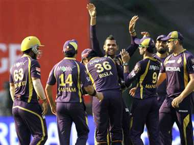 Sunil Narine action reported suspected