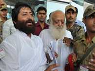 asaram and narayan sai supporters attacks on newspaper agra office