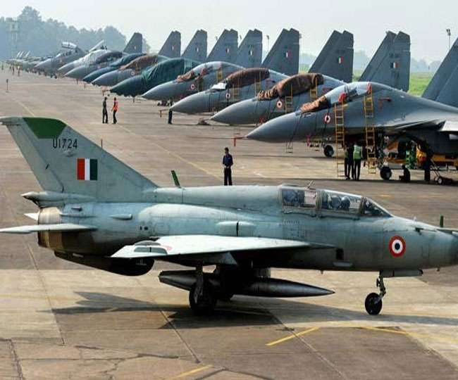 Indian Air Force more stronger than Pakistani Air Force