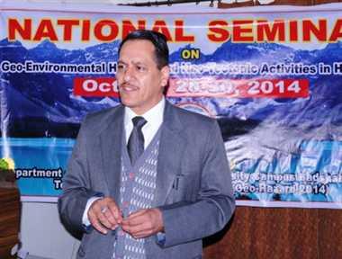 workshop on disaster manegement