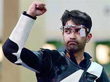 new issf president is athlete abhinav bindra
