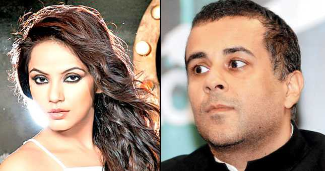 Why is Neetu Chandra miffed with Chetan Bhagat?