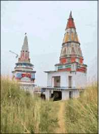 Sitacrn of Munger Mandir, Sita Sun worship was here