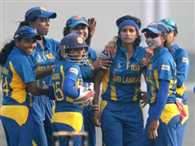 Sri lnka women cricketer to face such conditions?