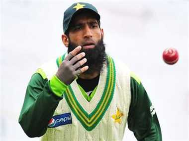 Younis and Misbah should not be included in the World Cup squad: mohammad yousuf