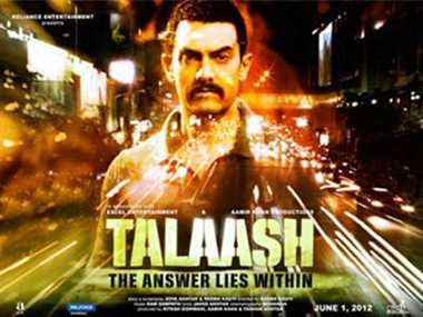 Talash movie  review