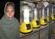 Noorjahan Is Providing Power To Villages Of Kanpur