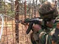 Firing at CRPF post by unidentified persons in Malhar area of Kathua